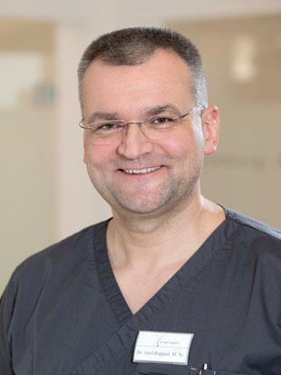 Dr. Axel Ruppert, Zahnarzt in Ellwangen