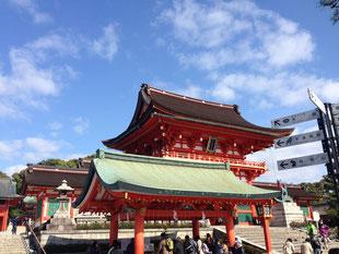 Heian Jingu Shrine1 - Hire Car in Japan