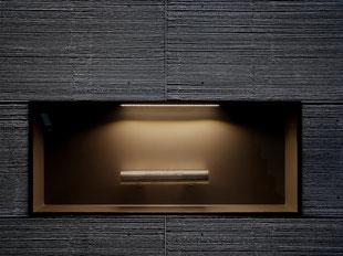Lichtbeton Wand