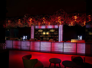 Lichtbeton Tresen Theke Bar