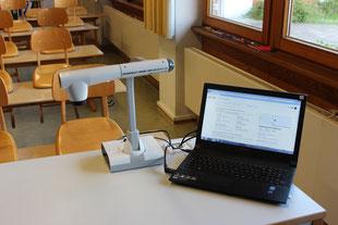 Digitales Klassenzimmer, Medieneinrichtung in der Schule durch Joel3 Veranstaltungsservice