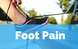 flat feet and foot pain