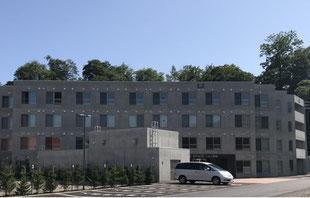 リースペースニセコ駅前の外観