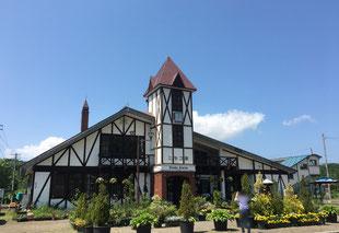 JR北海道ニセコ駅舎