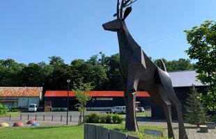 The exterior of Hokkaido Lion Adventure