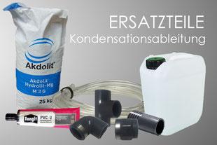 Ersatzteile Kondensationsableitung