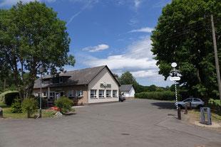 Dorfgemeinschaftshaus und Gastronomie