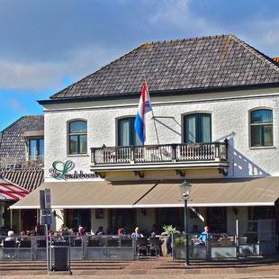 Hotel Lindeboom auf Texel, Den Burg