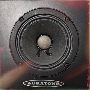 Auratone Lautsprecher im Das Michels Mix und Mastering Studio Hamburg