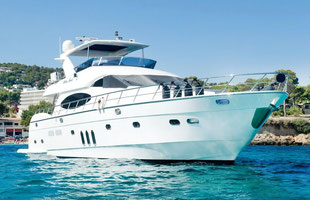 Vitech 80 yacht charter mallorca included crew