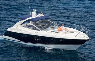 Boat Absolute 45 rent with & without skipper mallorca