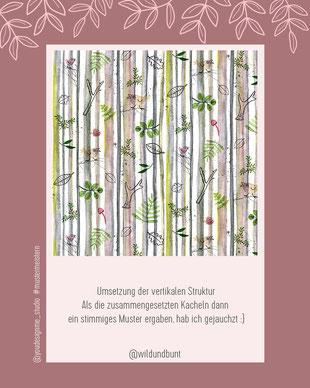 textildesign, musterdesign, stoffdesign, Textildesigner, Muster entwerfen, nahtlose Muster, Stoffe gestalten, Textildruck, Muster, Rapport, Moodboard, Muster meistern