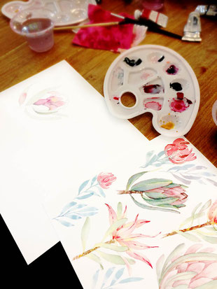 Berlin, Aquarellfloral watercolor, workshop Berlin, malen lernen Berlin, Skizzenbuch, Berlin, florale Aquarelle, Blumen malen, botanische Aquarelle, youdesignme, Pflanzenliebhaber