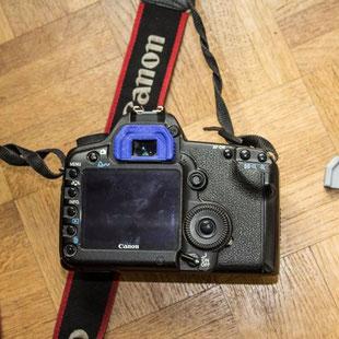 Réparation appareil photo