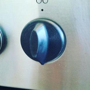 Réparation bouton