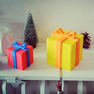 Cadeaux de noël décoratifs