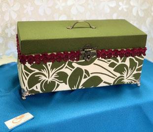 布張り商品 オリジナルBOX