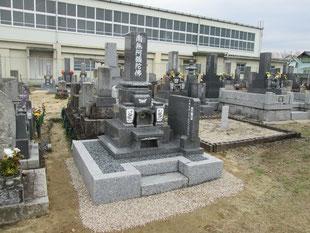 墓石(和墓)
