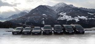 Airport Taxi Innsbruck