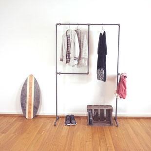 Rohr Kleiderstange von The Upcycle Store