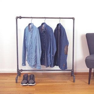 Kleiderständer Rohre von The Upcycle Store