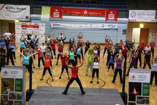 Mädchen und Frauensporttag (06.11.2013)