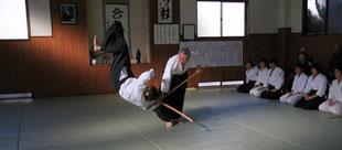 福岡の合気道場・高伝館