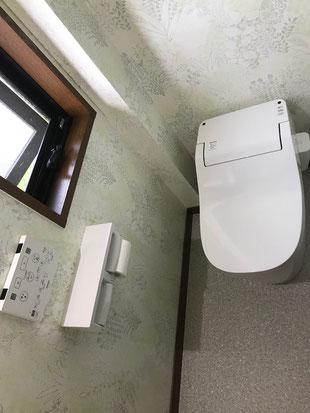 トイレ交換 アラウーノSⅡ