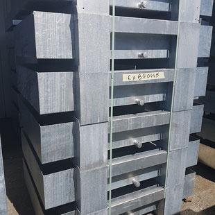 Pompe hydropneumatique 2500 bars
