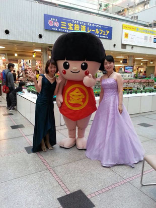 87cc744f81eb9 レールフェアで大岡美佐さんと - moliendcafe 音楽エンターテインメント ...