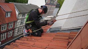 Bsp. Dachreparatur Schwerin