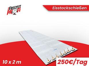 Eisstockschießen - Eventmodule mieten bei Dein Freizeitprofi in Ludwigsburg