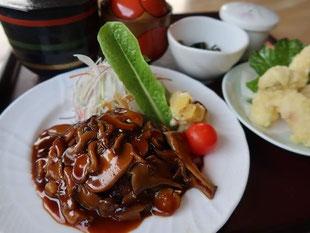 江津まる姫ポークのスタミナ丼