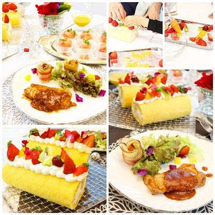 料理研究家 山岡真千子 やまおかまちこ 主催 東京都 親子料理教室