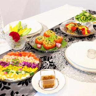 山岡真千子 料理教室