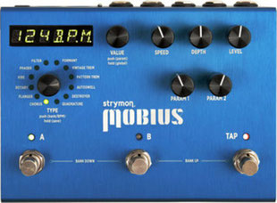 STRYMON MOBIUS MODUATION UNIT