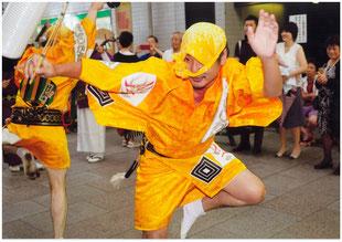 【天満天神繁昌亭賞2】 「踊りバクハツ・・・満点です」  津垣 直彦