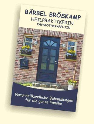 Heilpraktiker - Rheine - Bärbel Bröskamp - Sprechzeiten - Termine -
