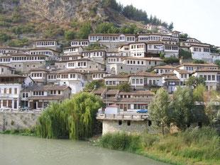 UNESCO-Weltkulturerbestadt Berat