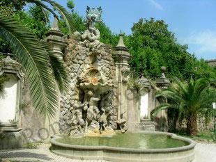 Villa Sciarra, Fontana dei Fauni