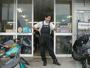URF店長:太田です。ご来店をお待ちしてます。