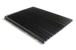 平型ジャバラ PPタイプ(黒)