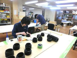 ジャバラ製造 ジャバラメーカー 長谷川ジャバラ