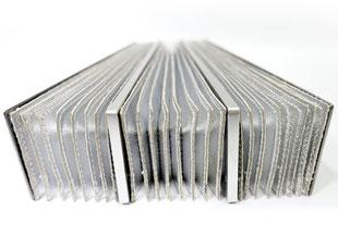 コの字型ジャバラ 縫いタイプ