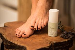 Fußpflege & Maniküre - Behandlungen von Zuzana Messina