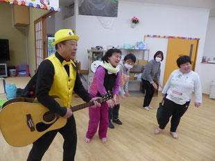 大阪府堺市 生活介護 絆あけぼのでの日中活動の様子