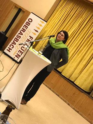 Frauen-Union Oberasbach: Bürgermeister-Kandidatin Birgit Huber