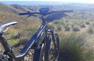 e-Bike / e-Mountainbike Reise mit Riese und Müller e-MTBs