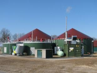 Biogasanlage Novis Deutschland