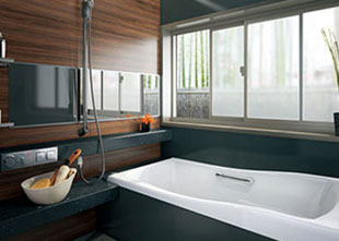 お風呂のリフォーム イメージ